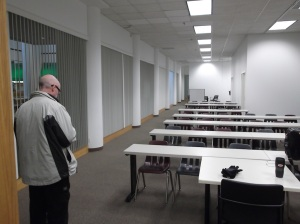 Soon this space will be filled with software entrepreneurs!